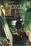 Henze: Boulevard Solitude (2007) [Import]