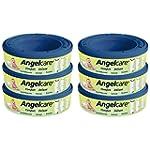 Angelcare Captiva - Ersatzkassetten 6...