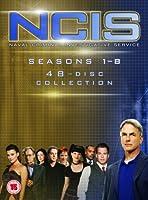 NCIS - Seasons 1-8 Box Set [DVD] [Import anglais]