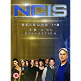 NCIS - Seasons 1-8 Box Set [DVD]by Mark Harmon