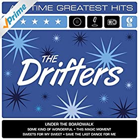 The Drifters - There Goes My Baby - Oh My Love