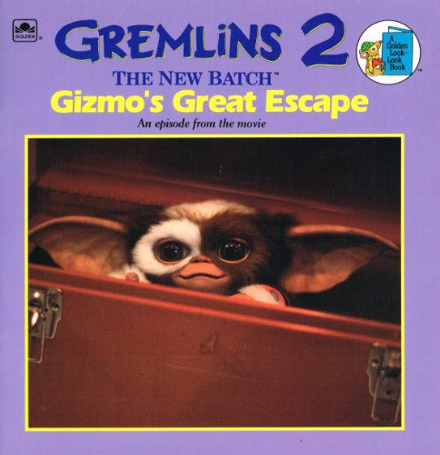 Gremlins: Gizmo's Great Escape (Look-look Books)