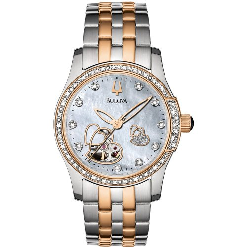 Bulova 98R154 Ladies Mechanical Watch