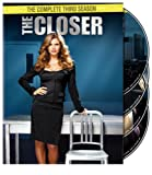 The Closer - Season 3 on DVD