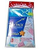 Amazon.co.jp衣類圧縮袋 ジョイパック L 314