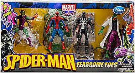 Fearsome Foes Spider Man Fearsome Foes Spider-man