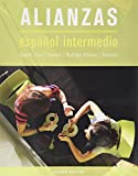 img - for Bundle: Alianzas, Student Text, 2nd + iLrnTM Heinle Learning Center Printed Access Card book / textbook / text book