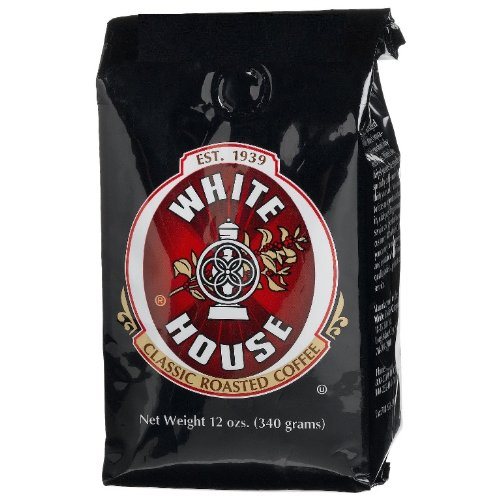White House Roasted Coffee Danish Breakfast Ground 12-Ounce Bags Pack of 3B001D20DO2 : image