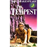 The Tempest (BBC Shakespeare) [VHS] [1980]by Michael Hordern