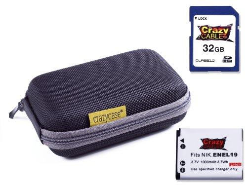 set-sdhc-de-crazycaser-avec-etui-a-coque-rigide-de-couleur-noir-carte-memoire-sdhc-32-gb-et-batterie
