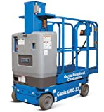Genie GRC-12 Runabout Contractor Aerial Work Platforms with Work Station Tray, 216