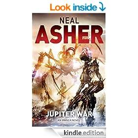 Jupiter War (Owner Trilogy 3)
