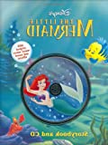 Disney's the Little Mermaid Storybook and CD with CD (Audio)