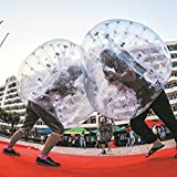 Strong Camel New Body Zorb Balls Bumper Inflatable Human Soccer Bubble Ball Dia 1.5m (4.92ft)