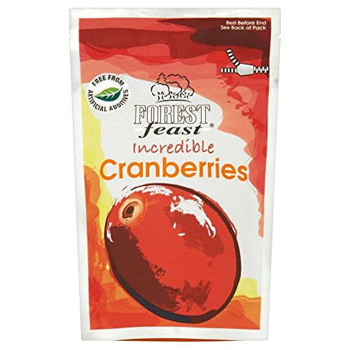 Forest Feast Incredible Cranberries (80G)