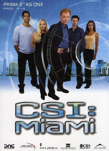 CSI - MiamiStagione01Episodi13-24 [Import italien]