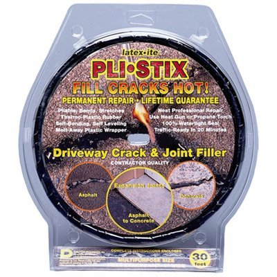 090932350991 - Dalton Enterprises 35099 PLI-STIX 30 Ft. Asphalt and Concrete Crack Filler carousel main 0