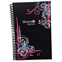 2014-15 Academic Year bloom Daily Day Planner Fashion Organizer Agenda August 2014 Through July 2015 Black