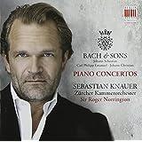 Bach & Sons-Piano Concertos