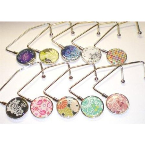 20 Pack Design Purse Hooks