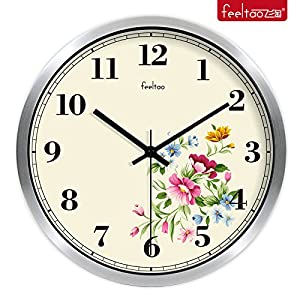 Fashion Creative Personality Living Room Large Wall Clock Hanging Table Continental
