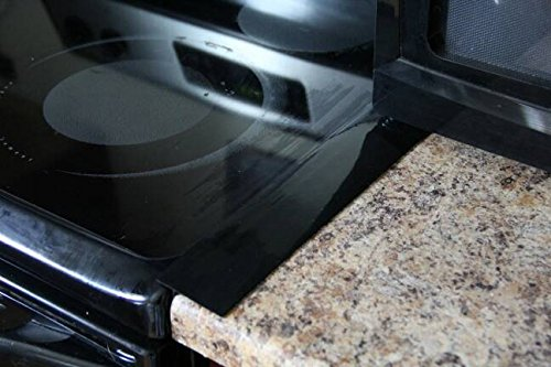 Countertop To Stove Gap Cover : Silicone Gap Covers, Seal the Gap Next to your Stove, McClures Gap ...