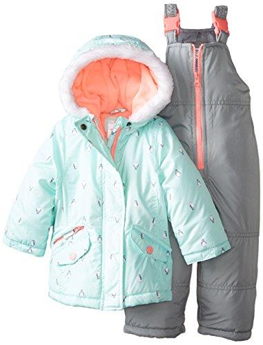 Snowsuit Baby Girl