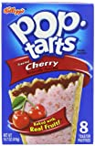 Kelloggs Pop Tarts Cherry 416 g (Pack of 6)