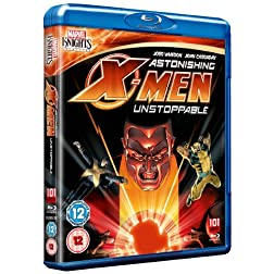 Astonishing X-Men: Unstoppable [Blu-ray]