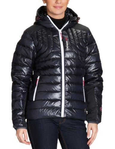 Tenson Damen Jacke ECLIPSE, schwarz, XL, 1239825_099