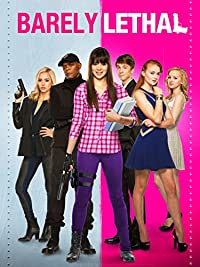 Amazon.com: Barely Lethal: Hailee Steinfeld, Thomas Mann, Sophie Tuner