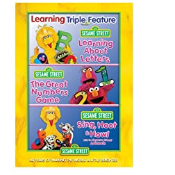 Sesame Street: Learning Triple Feature