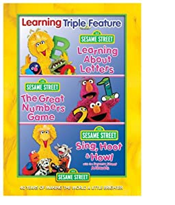 Sesame Street: Learning Triple Feature Pack