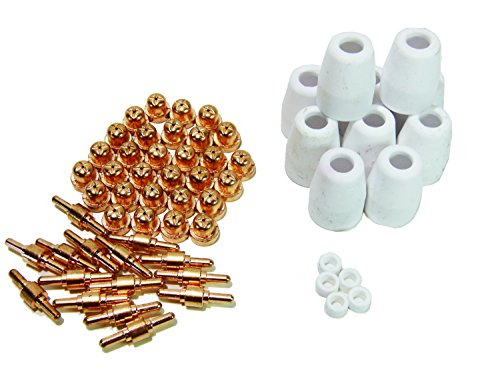 GENSSI-PT-31-LG40-Air-Plasma-Cutter-Torch-Consumables-Kit-3040A-CUT-4050-CT312-85-Pcs