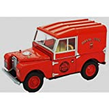 Oxford 1/43 Royal Mail Land Rover # LAN188004