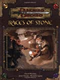 Races of Stone: Dungeons & Dragons Rules Supplement