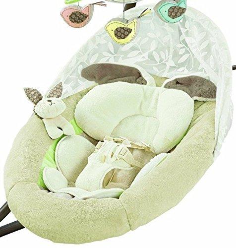Fisher-Price My Little Snugabunny Cradle n Swing - Replacement Pad (Fisher Price My Little Lamb compare prices)
