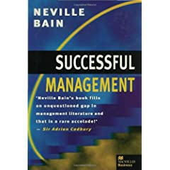 Successful Management (Macmillan Business)