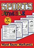 Sports Jumble: Word Power Workouts (Jumbles) (157243113X) by Tribune Media Services