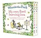 No Author Winnie the Pooh My Very First Learning Box