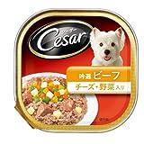 シーザー 吟撰ビーフ チーズ 100g × 24個入り(CE28N)