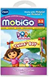 VTech  MobiGo Software  Dora the Explorer  Twins Day