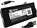 Pwr+ Ac Adapter for Hp Pavilion Dv7-1245ca Dv7-1245dx Dv7-1247cl Dv7-1424nr Dv7-1426nr Dv7-1428ca Dv7-1444us Dv7-1448dx Dv7-1450us Dv7-1451nr Dv7-1464nr Dv7-1468nr Dv7-2019ca Dv7-2111us Dv7-3024ca Dv7-3028ca Dv7-3048ca Laptop Battery Charger Power Supply Cord Plug 65 Watt