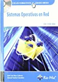 img - for Sistemas Operativos en red (Grado Medio) book / textbook / text book
