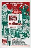 Santa Claus Conquers The Martians Movie Poster 24x36