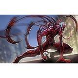 Posterhouzz Comics Spider-man Spider-Man Carnage Man Spider Fine Art Paper Print Poster