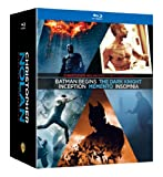 Christopher Nolan: Director's Collection [Blu-ray] [US Import]