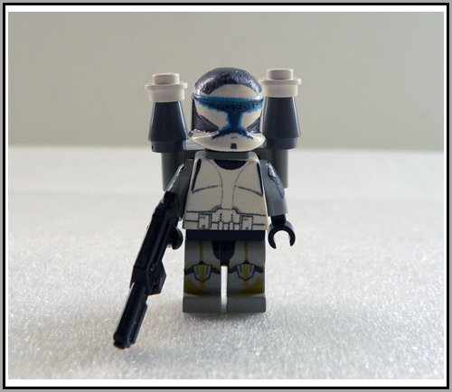 LEGO Star Wars Custom Republic