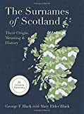 img - for Surnames of Scotland: Their Origin, Meaning and History book / textbook / text book