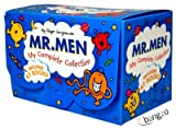 Mr Men My Complete Collection 47 Books Box Set Library Pack RRP £117.50 (Includes New Mr Nobody) New 2010 version Boxed Set (Mr Men My Complete Collection) Roger Hargreaves